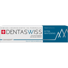 Зубная паста DentaSwiss Extra Whitening, 93 гр.