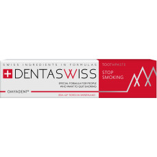 Зубная паста  DentaSwiss Stop Smoking, 93 гр.